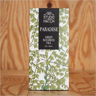 STUDIO HATCH オリジナルブレンド ルイボスティー PARADISE 2.5g×20袋