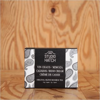 STUDIO HATCH 5種類のルイボスティーセット 10袋