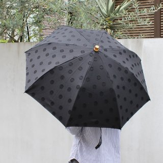 SUR MER 40 カットジャガード花柄 長傘