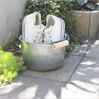 松野屋 トタン豆バケツ 大