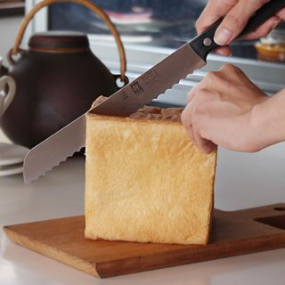 ICEL Bread knife ブラック