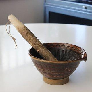 松野屋 山椒すりこぎ 27cm