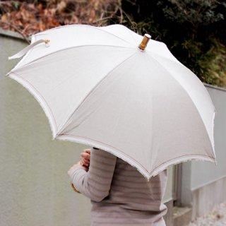 SUR MER リネン無地 長傘 / 折りたたみ傘