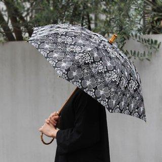 SUR MER レース柄 長傘/折りたたみ傘
