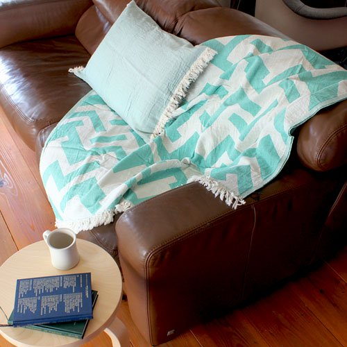 BRITA SWEDEN FLORENS Blanket 130×170cm