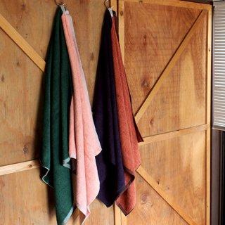 OLSIA 2 couleurs ドゥコロール バスシート タオル オルシア 75×150