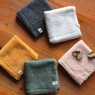 OLSIA Premium Cotton ハンカチタオル オルシア プレミアムコットン 25×25