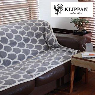 KLIPPAN シングルブランケット 140x180cm