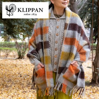 KLIPPAN クリッパン ウールストール ピーク / ゴットランド