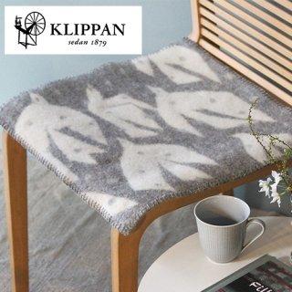 KLIPPAN クリッパン ウールシートブランケット 43×43cm House in the forest / TRIP