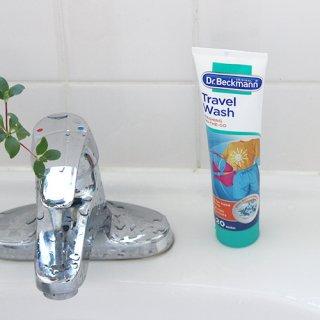 Dr.Beckmann トラベルウォッシュ 旅行用洗濯洗剤