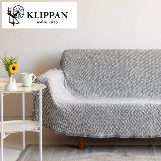 KLIPPAN クリッパン コットンスロー バスケット 130×180cm