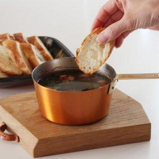 保堂 銅製 ロックポイント テーパーパン