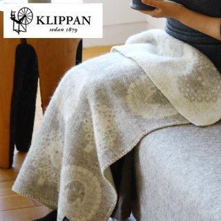 KLIPPAN ウールブランケット mini 65×90cm