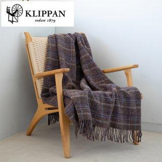 KLIPPAN リサイクルウール ウェーブ スクエア