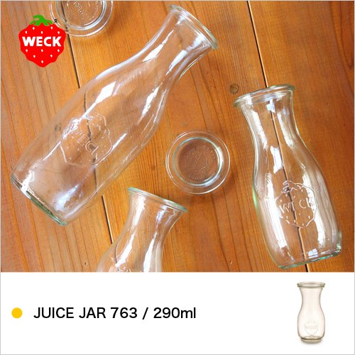 WECK JUICE JAR 290ml WE-763