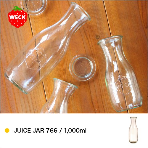 WECK JUICE JAR 1000ml WE-766