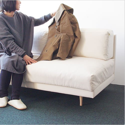 Dress a sofa Bread sofa ウレタン仕様 Oxford