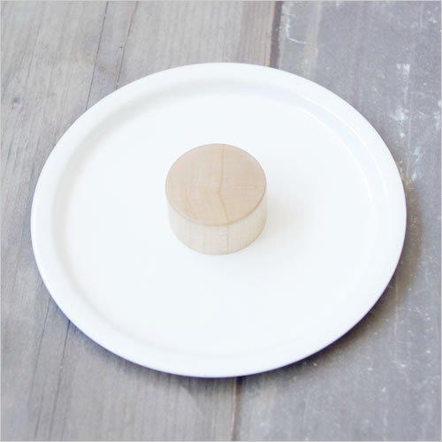 小泉誠 kaicoシリーズ ミルクパン1.45L用フタ