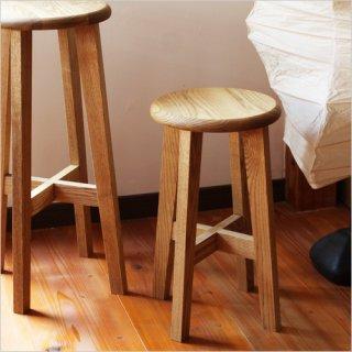 松野屋 日本の丸椅子 小