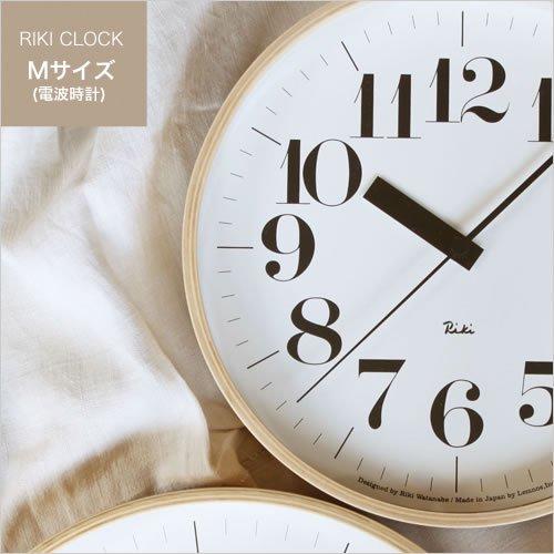 RIKI CLOCK 太字 Mサイズ WR07-11