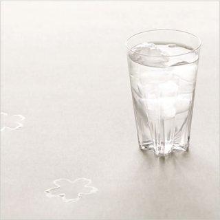 SAKURASAKU グラス タンブラー クリア 桐箱 1個入