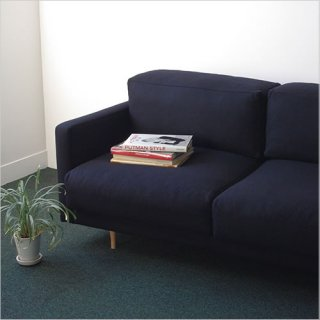 Dress a sofa<br>Bread arm sofa ウレタン仕様 MeltonWool