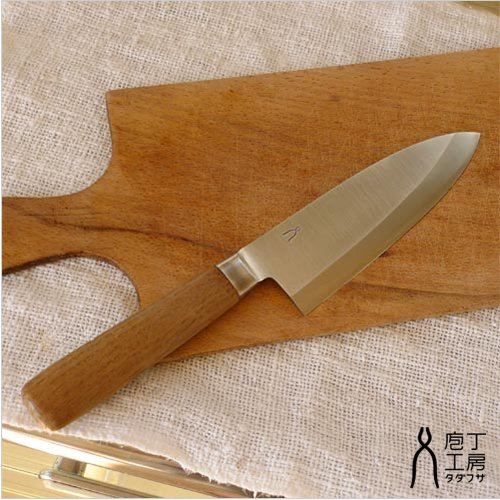 庖丁工房 タダフサ 出刃150mm HK-5
