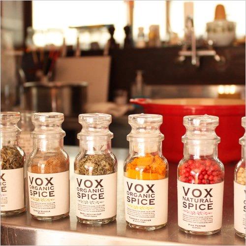 VOX SPICE ヴォークススパイス 瓶入り