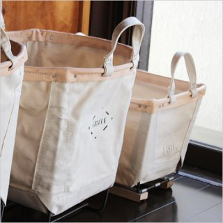 STEELE CANVAS BASKET<br>ラウンド