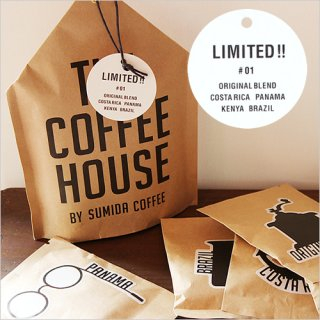 THE COFFEE HOUSE BY SUMIDA COFFEE LIMITED #01