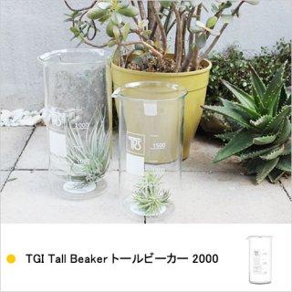 TGI Tall Beaker トールビーカー 2000 キャニスター