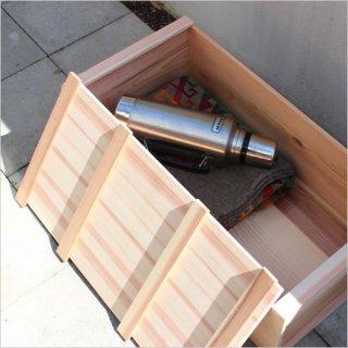 松野屋 大工の道具箱 大深型