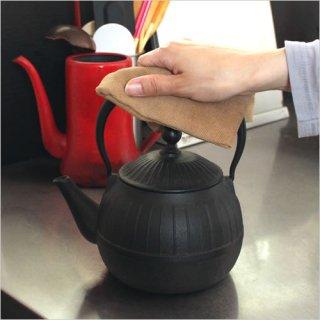 OIGEN 鉄瓶 千草焼き H-154 初午