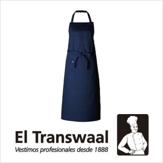 El Transwaal エプロン プレーン ロング