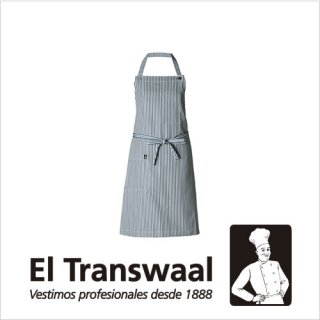 El Transwaal エプロン ヒッコリー ストライプ ショート