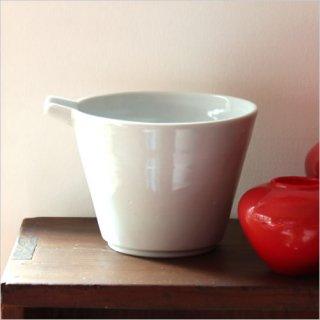 九谷焼 片口鉢 白磁 メ-24