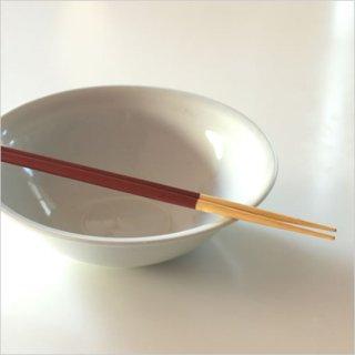 九谷焼 7寸浅鉢 白磁 メ-48