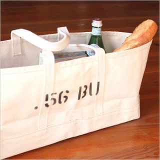 STEELE NATURAL CANVAS<br>TOTEBAG 0.56