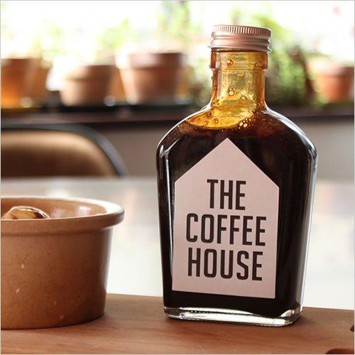 THE COFFEE HOUSE COFFEE SAUCE
