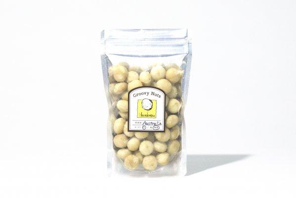 Groovy Nuts(グルービーナッツ)『マカダミアナッツ(生)』