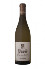 デイビッド&ナディア アリスタルゴス David&Nadia Aristargos 2015 【南アフリカワイン】【白ワイン】