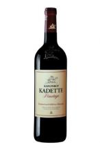 カノンコップ カデット ピノタージュ2016 Kanonkop Kadette Pinotage 【南アフリカワイン】【赤ワイン】
