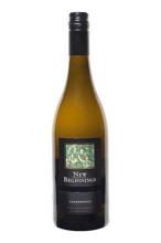 ニュービギニングス シャルドネ【南アフリカワイン】【白ワイン】【2016年】New Beginnings Chardonnay
