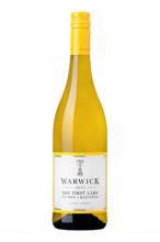 ワーウィック・ファーストレディ・アンオークド・シャルドネ Warwick First Lady Unoaked Chardonnay 2015【南アフリカワイン】【白ワイン】