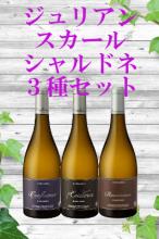 ジュリアン・スカール シャルドネ 3種セット【南アフリカワイン】