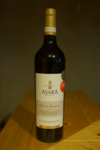 アサラ カベルネ・ソーヴィニヨン 2014 Asara Cabernet Sauvignon 【南アフリカワイン】