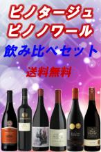 【送料無料】【南アフリカ】【赤ワイン】ピノタージュ&ピノノワール飲み比べセット