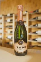 ドメーヌ デ・デュー クラウディア ブリュット MCC 2012 Domaine Des Dieux Cloudia Brut MCC【スパークリングワイン】