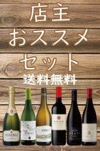 店主おススメセット【送料無料】【南アフリカワイン】(3/9以後の発送となります)